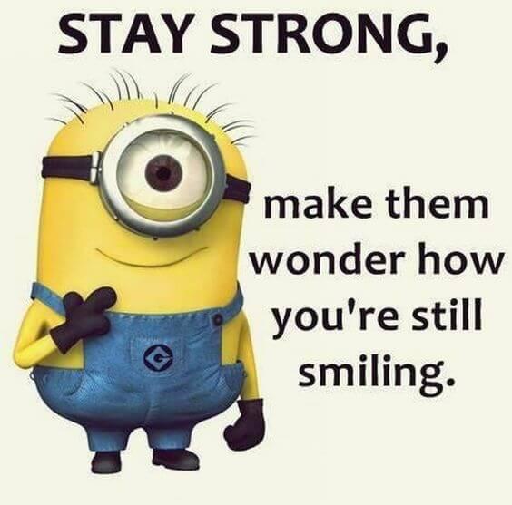 Vedno nasmejani