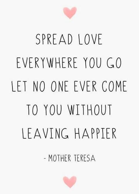 Širite ljubezen
