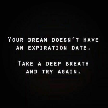 Sledite svojim sanjam