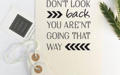 Ne glej nazaj