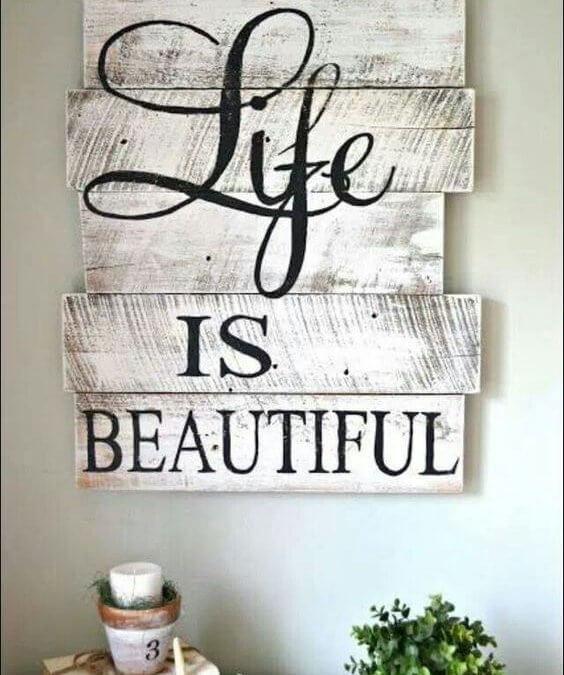 Prelepo življenje