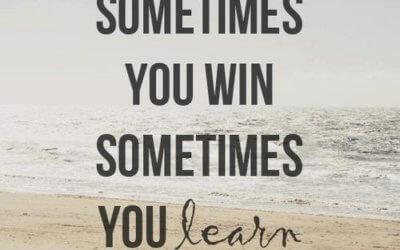 Življenje nas uči