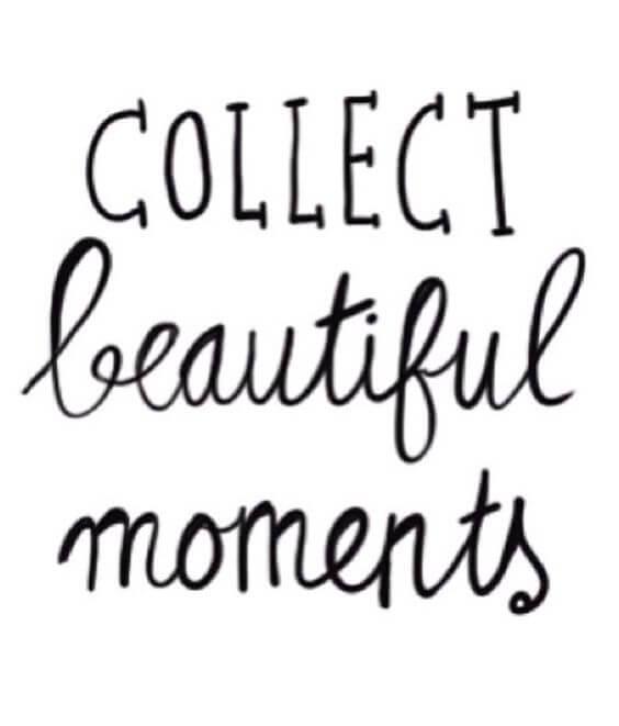 Zbirajte čudovite trenutke