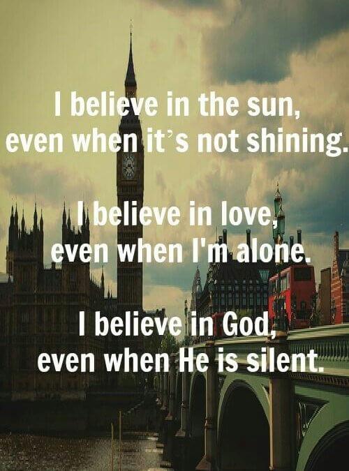 Sonce, ljubezen & bog