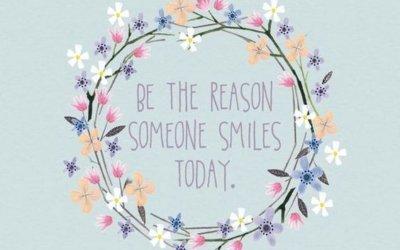 Bodi razlog za nasmeh