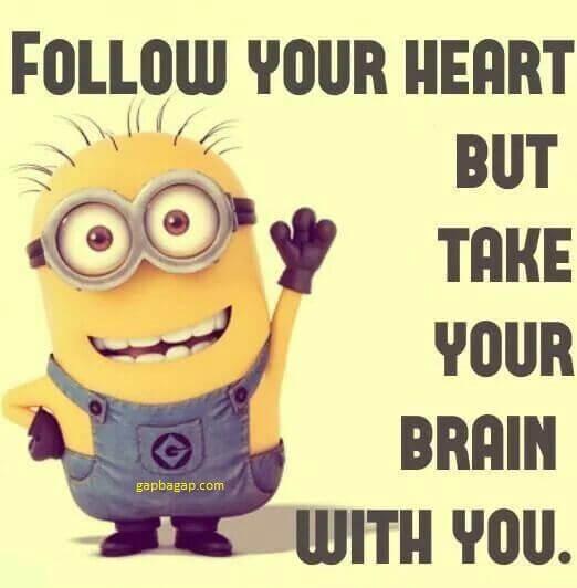 Sledite srcu