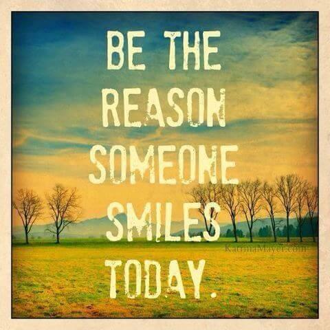 Razlog za nasmeh